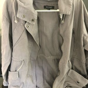 Urban Outfitters Utility Jacket